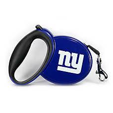 New York Giants NFL Retractable Dog Leash