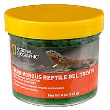 National Geographic™ Herbivore Gel Reptile Treats