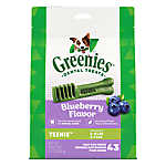 GREENIES® Teenie Dog Dental Treat - Blueberry
