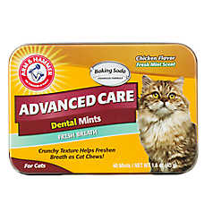ARM & HAMMER™ Advanced Care Fresh Breath Cat Mints
