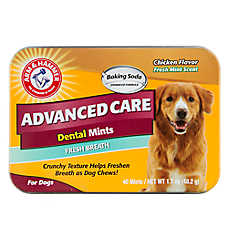 ARM & HAMMER™ Advanced Care Chicken Flavor Dental Mints