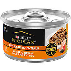 Purina® Pro Plan® Adult Cat Food - Chicken, Tuna & Wild Rice