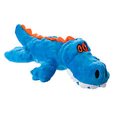 Top Paw™ Tuff Chewguard Gator Dog Toy - Squeaker (COLOR VAIRES)