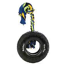 Top Paw™ Tuff Tire Dog Toy