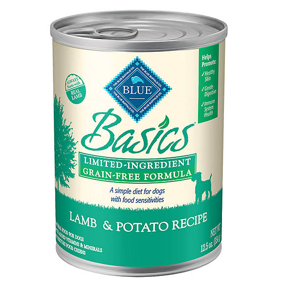 Blue Basics Grain Free Dog Food