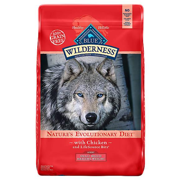 Blue Wilderness Chicken Dog Food Special Breed