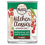 NUTRO™ Kitchen Classics Adult Dog Food - Natural, Healthy Dinner with Lamb & Vegetables