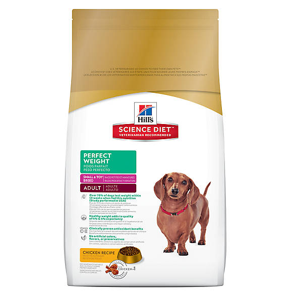 Hill's® Science Diet® Perfect Weight Small & Toy Breed