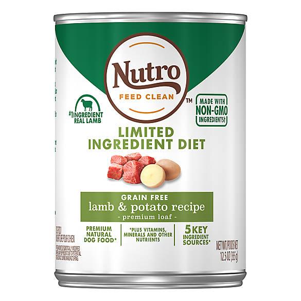 Petsmart Limited Ingredient Dog Food