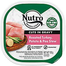 NUTRO™ Petite Eats Small Breed Adult Dog Food - Natural, Roasted Turkey & Vegetable