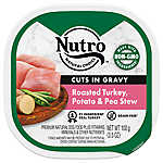 NUTRO™ Petite Eats Small Breed Adult Dog Food - Natural, Roasted Turkey & Vegetable
