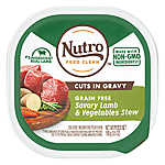 NUTRO™ Petite Eats Small Breed Adult Dog Food - Natural, Lamb & Garden Variety