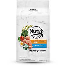 NUTRO™ Wholesome Essentials Puppy Food - Natural, Non-GMO, Chicken, Brown Rice & Sweet Potato