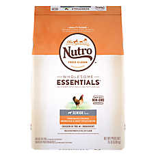 NUTRO™ Wholesome Essentials Senior Dog Food- Natural, Non-GMO, Chicken, Brown Rice & Sweet Pot