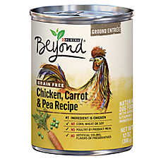 Purina® Beyond® Dog Food - Natural, Grain Free, Chicken, Carrot & Pea