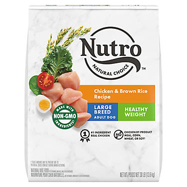 Nutro Wholesome Essentials Healthy Weight Large Breed Dog Food