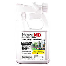 Home MD™ Maximum Defense™ Yard Spray Concentrate