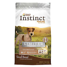 Nature's Variety® Instinct® Limited Ingredient Raw Boost Small Breed Dog Food - Grain Free