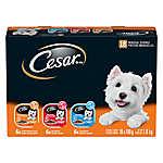 Cesar® 18 Count Value Pack Dog Food