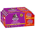 WHISKAS® Perfect Portions™ Cat Food - 12 Pack