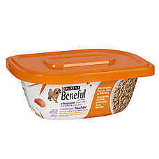 Purina® Beneful® Chopped Blends Chicken, Carrots, Peas & Wild Rice Dog Food