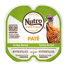 NUTRO® Perfect Portions Grain Free Turkey Adult Cat Food