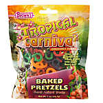 Tropical Carnival Baked Pretzel Treat