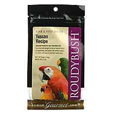 Roudybush Tuscan Recipe Soak and Feed Treats