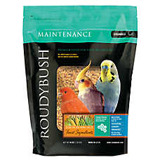 Roudybush Maintenance Crumble Bird Food