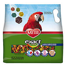 KAYTEE® Rainbow Chunky Parrot Food