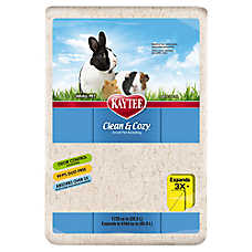 KAYTEE® Clean & Cozy White Small Pet Bedding