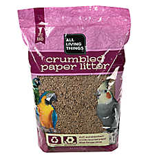 All Living Things® Small Animal Crumbled Paper Bedding