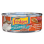 Purina® Friskies® Chicken & Tuna Tasty Treasures Cat Food