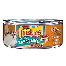 Purina® Friskies® Tasty Treasures Cat Food - Chicken