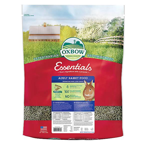 Petsmart Oxbow Rabbit Food