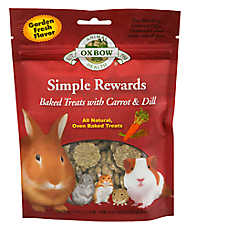 Oxbow Simple Rewards Small Animal Treat