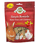 Oxbow Simple Rewards Small Animal Treats