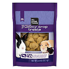All Living Things® Yummy Apricot Mango Drops for Small Animals
