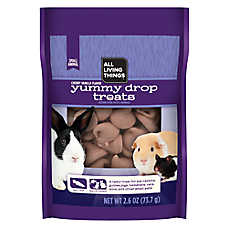 All Living Things® Yummy Cherry Vanilla Drops for Small Animals
