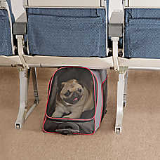 Top Paw® Wheelie Backpack 3-in-1 Pet Carrier