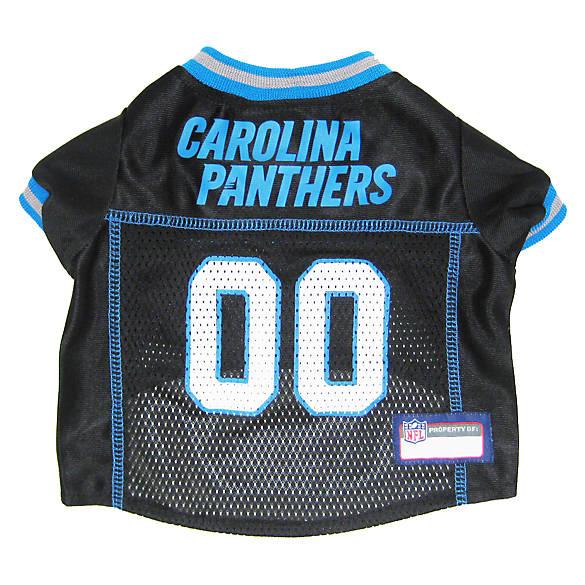 Carolina Panthers Nfl Jersey Dog Jerseys Team Sports Petsmart