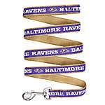 Baltimore Ravens NFL Dog Leash
