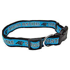 Carolina Panthers NFL Dog Collar