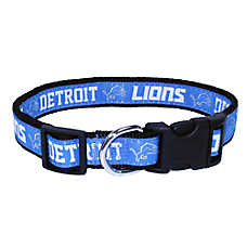 Detroit Lions NFL Collar