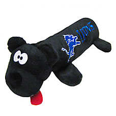 Detroit Lions NFL Tube Dog Toy