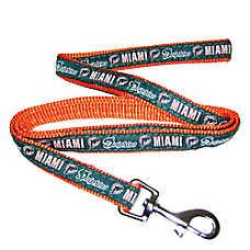 Miami Dolphins NFL Dog Leash