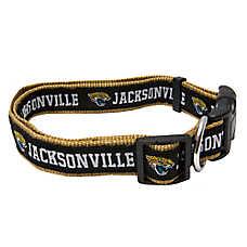 Jacksonville Jaguars NFL Dog Collar