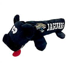 Jacksonville Jaguars NFL Tube Dog Toy