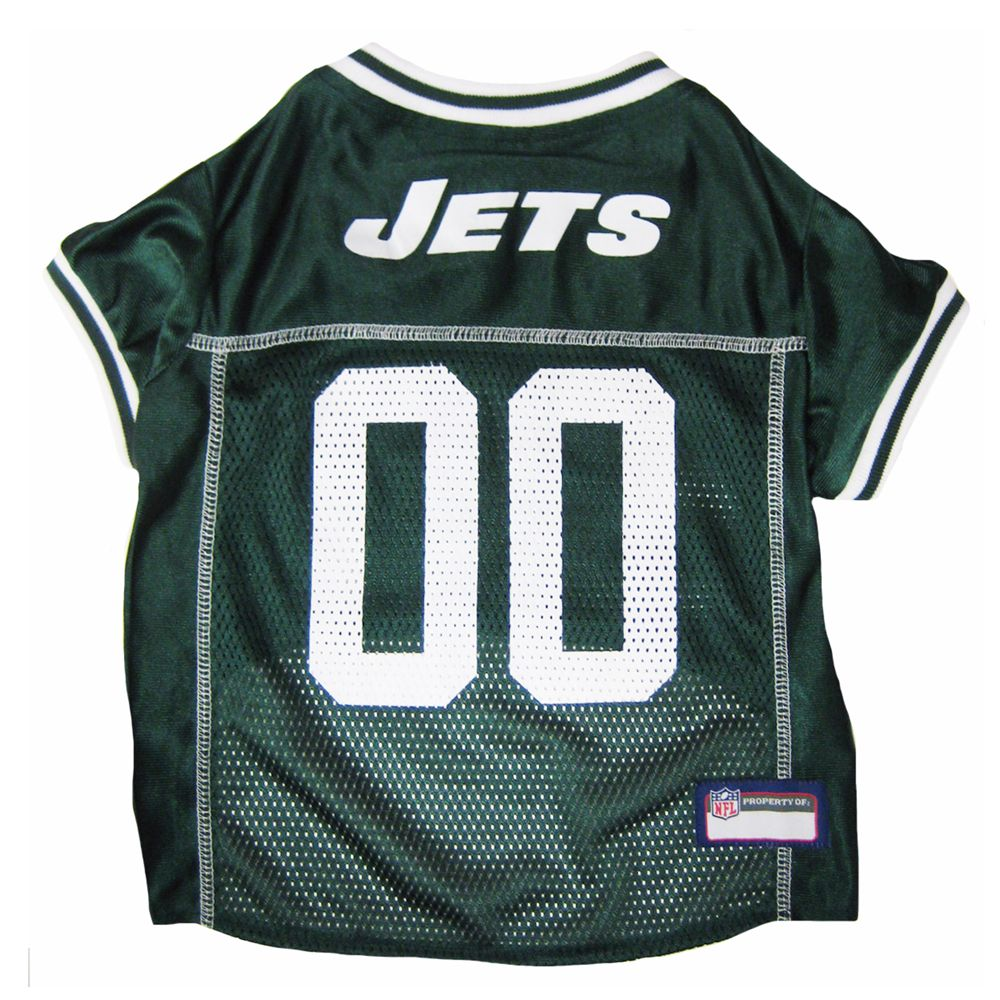 NFL New York Jets Team Pet Collar Small