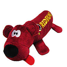 Washington Redskins NFL Tube Dog Toy